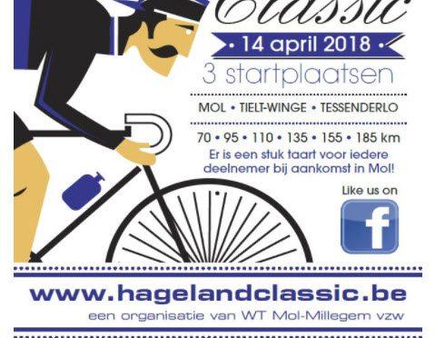 Hageland Classic 2018 een succes